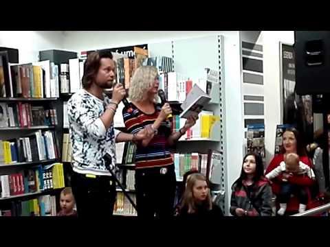 Richard Krajčo a Karin Babinská -příhoda ,Kecy,kecy,kecičky -Brno 17.11.2017