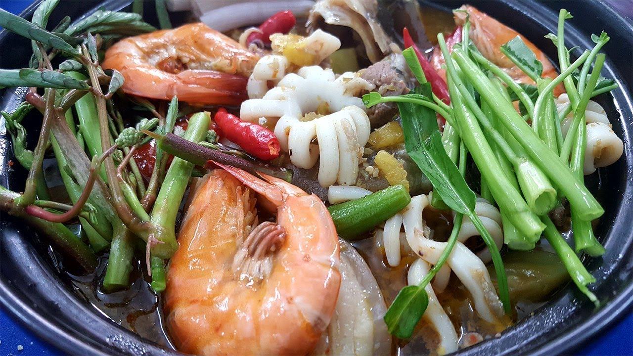 Cách nấu LẨU MẮM MIỀN TÂY thơm ngon khó cưỡng – Hồng Thanh Food