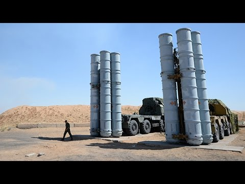 Putin lifts ban on delivery of s 300 missile systems to iran youtube