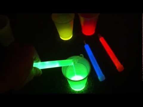 Liquid Light Color Mixing Experiment Incredible Science
