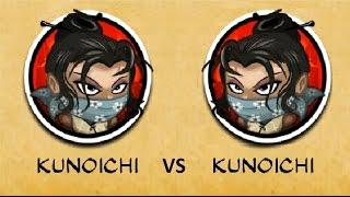 SvZ defense 2 - Multiplay - KUNOICHI vs KUNOICHI - Defense