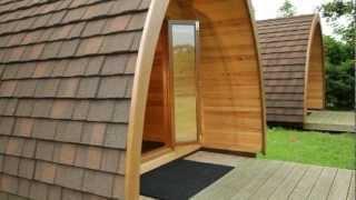 The Pod op camping Oranjezon