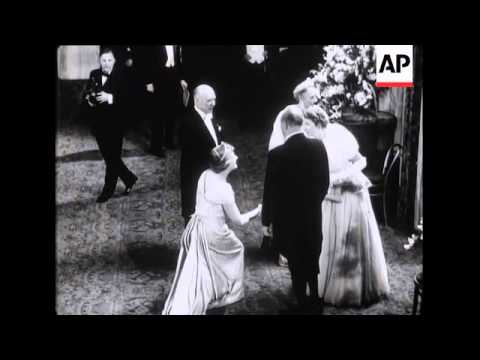 Royal Opera Gala Visit - 1953