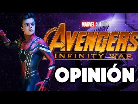 Opinión AVENGERS INFINITY WAR / NAVY
