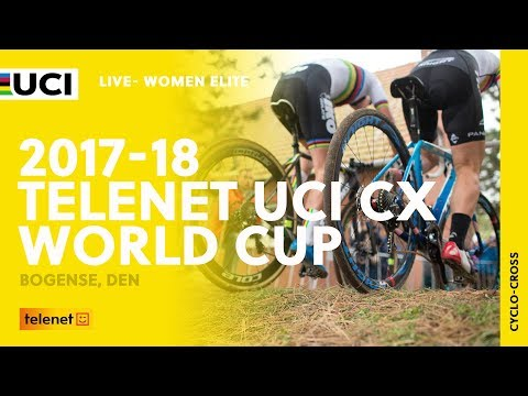 2017-18 Telenet UCI Cyclo-cross World Cup – Bogense (DEN) - Women Elite
