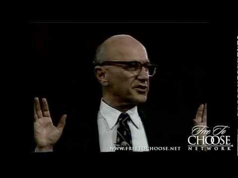 Milton Friedman on Classical Liberalism