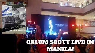 CALUM SCOTT LIVE IN MANILA! (March 04 2018)