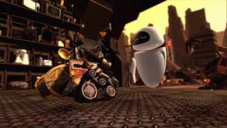 Wall-E the game walkthrough part 6_A loving trip back home + Ending