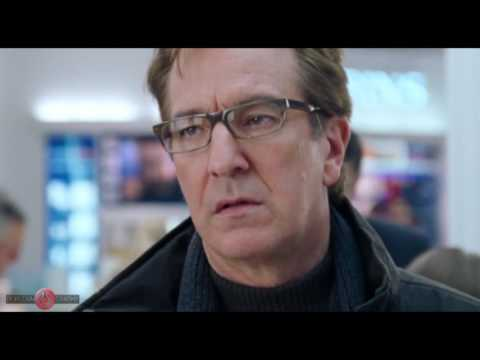 Love Actually - The Necklace Scene - Alan Rickman & Rowan Atkinson