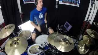 Rhcp - Scar Tissue - Drum Cover - Red Hot Chili Peppers