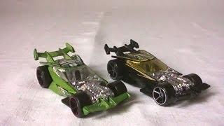 Hot Wheels Video Review : Drift King (2007/2008) [Français]