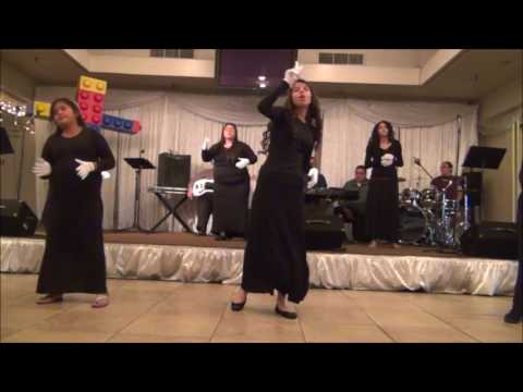 "Jubilee Apostolic Tabernacle Hands of Praise   ""Can't Nobody Do Me Like Jesus"""