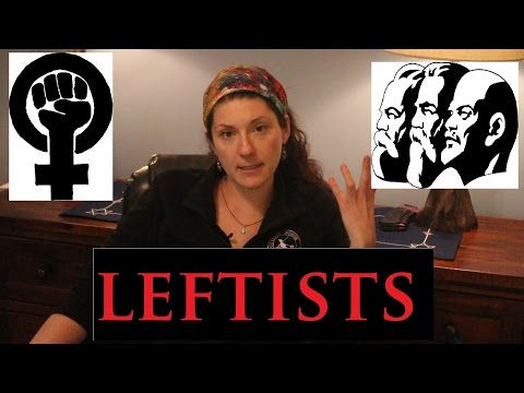 The Violent Unraveling of the LEFT:  Get Ready!