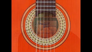 70th Anniversary of Marcelo Barbero 1948 /2018 flamenco Cocuswood negra /New Andalusian Guitars
