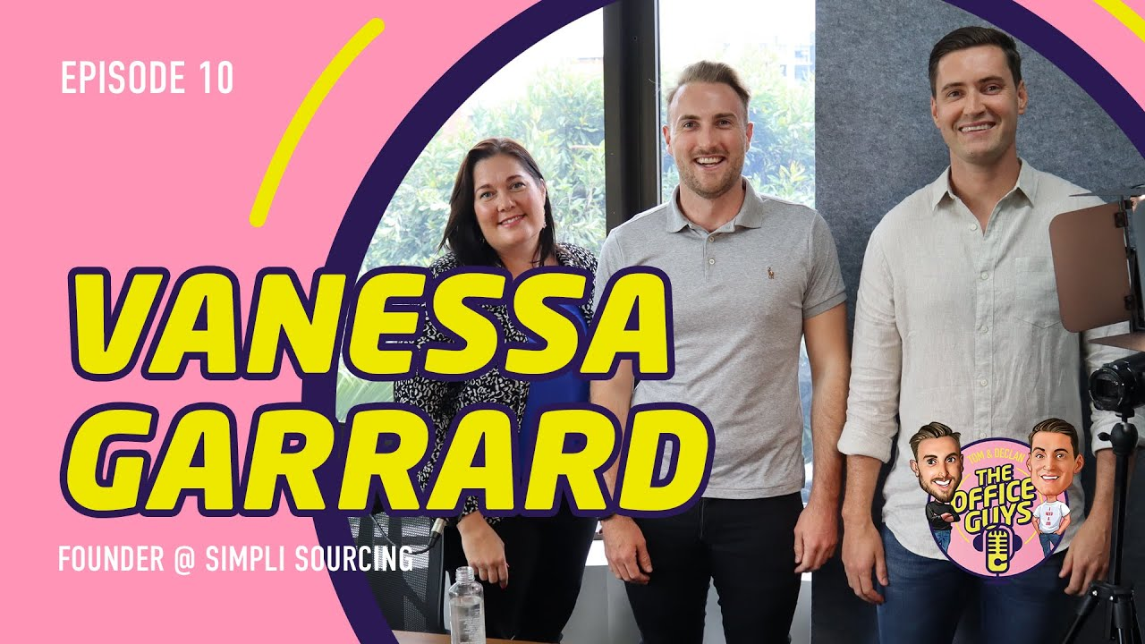 Vanessa Garrard | The Office Guys #010