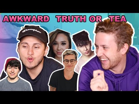 Who Was My Worst Roommate? Truth or Tea Ft David Alvareeezy