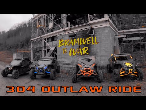 Can Am X3's Bramwell To High Rock