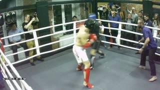 Fight Party in MAD MAX DOJO - Муай Тай - Дмитрий - Леонид