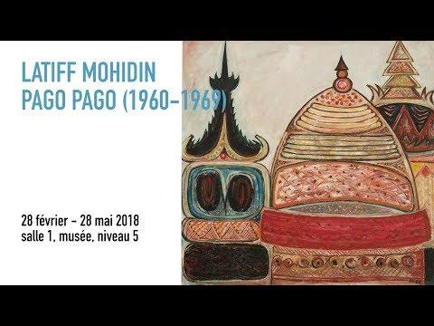 Teaser | Latiff Mohidin | Exposition | Centre Pompidou