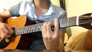 Qua Cơn Mê _ Guitar cover _ Cover
