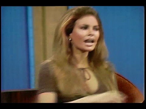 Raquel Welch bitches about publicity people