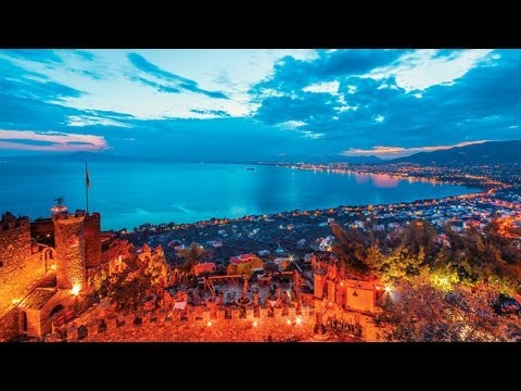 Thessaloniki City - Time Lapse HD | greece