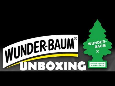 WUNDER-BAUM Unboxing