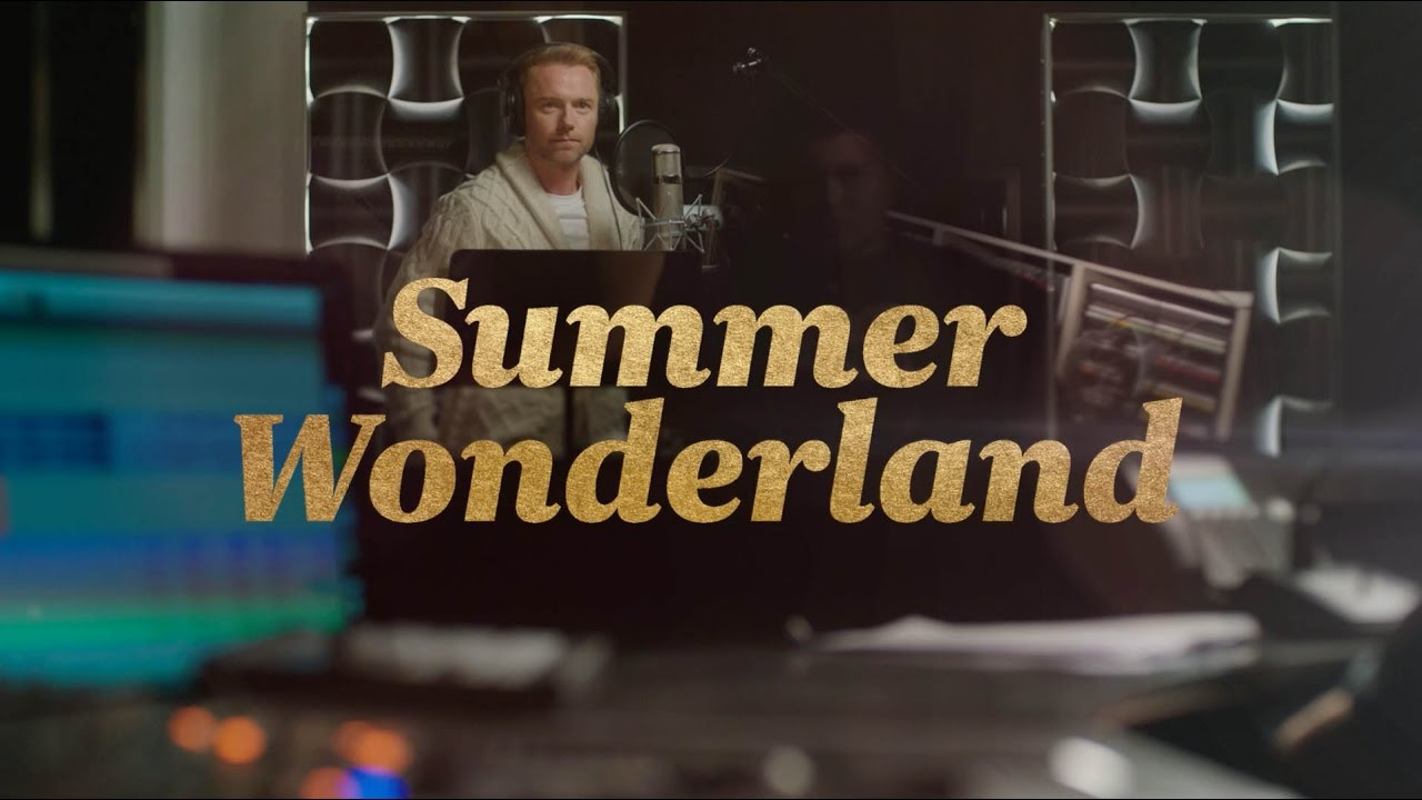 Air New Zealand presents Summer Wonderland #AirNZXmas