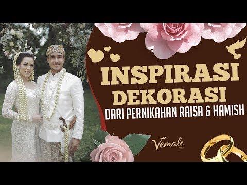 Modern Rustic Inspirasi Dekor Romantis Dari Pernikahan