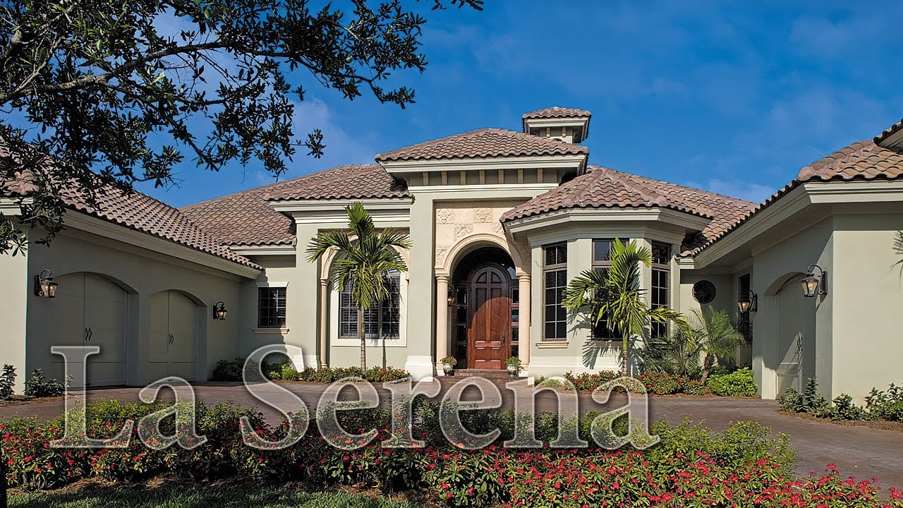 The Sater Design Collection home plan la serena | sater design collection