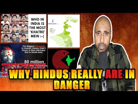 Here Is Why Hindus ARE In Danger(Hindu Khatre Mein Hai)(HINDI)