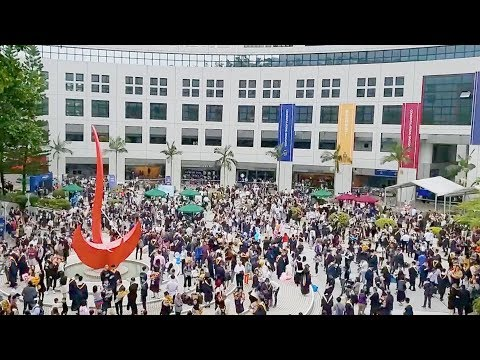 Congratulations! Class of 2018 at HKUST