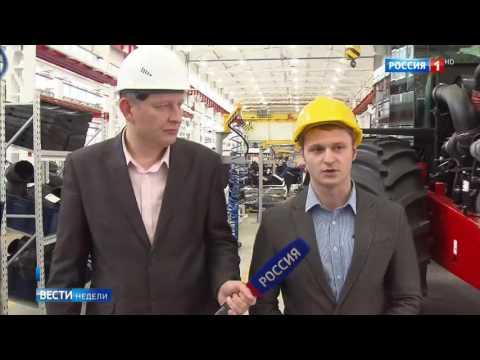 Завод «ИНТЕРСКОЛ-Алабуга» назван одним из примеров новой индустриализации страны