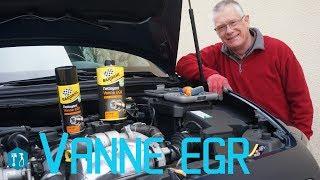 Nettoyage vanne EGR avec ou sans démontage