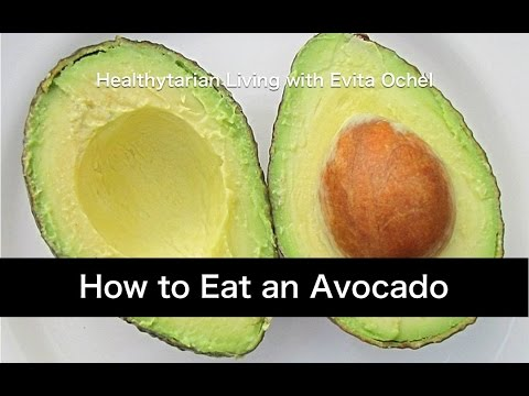 How To Eat An Avocado Nutrition Benefits Tips Preparation