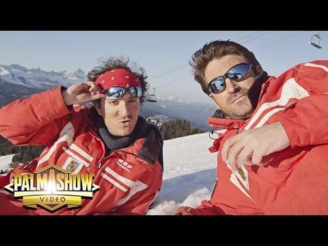 Les monos de ski - Palmashow