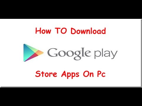 How To Download Google Play Store Apps On Pc (Bangla Tutorial)