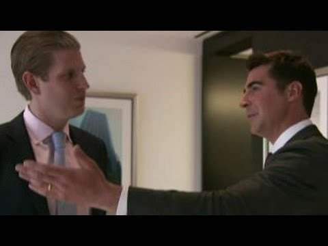 Eric Trump shares family secrets from inside Trump Tower
