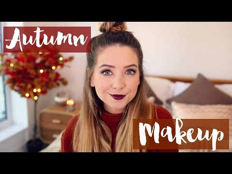 Autumn Makeup | Zoella