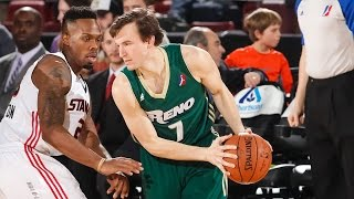 Flashback: Brady Heslip buries NBA D-League record 13 three-pointers!