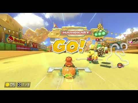 Mario Kart 8 Deluxe MKU Season 3 Match 3 - OB vs RF