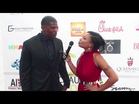 The Session Talk Show Interviews NFL Player Former Houston Texan Andre Johnson