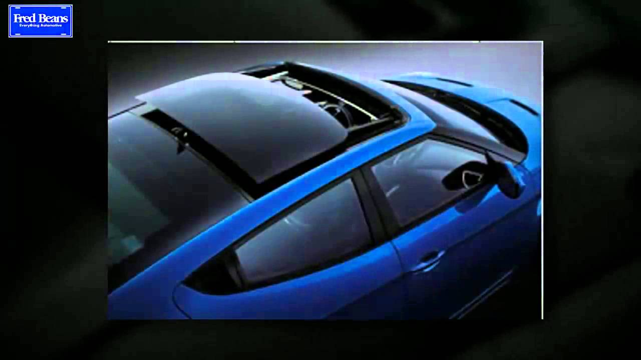 2013 Hyundai Veloster Extended Cargo Space Youtube