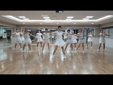 Never Stop Falling In Love Rumba Ez Line Dance (Ultra Beginner Level)
