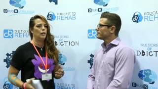 jean explains nar anon and loving an addict at the art of recovery expo