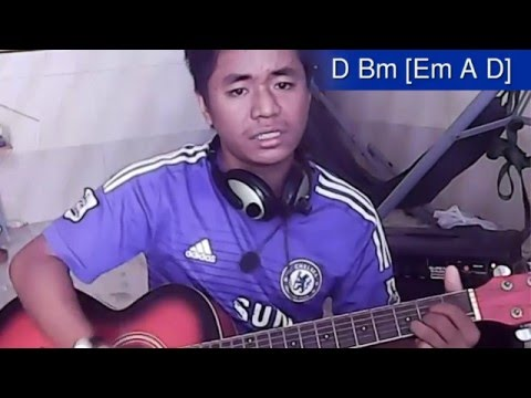 How to Play Guitar Sonya Love Knea Forever សន្យាស្រឡាញ់គ្នារហូត[GL#041] Covered by Sothea Sok
