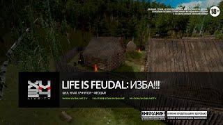 Life is Feudal. День 5. Первый дом.