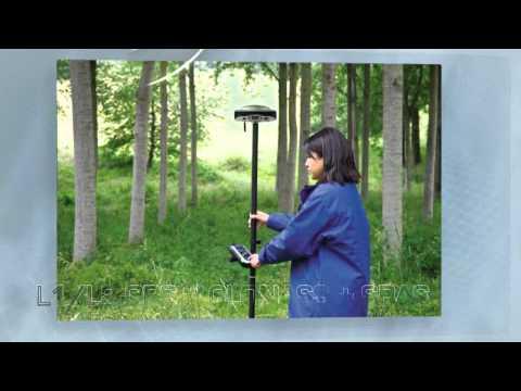 New Ashtech ProMark Receiver Series For Land Surveying