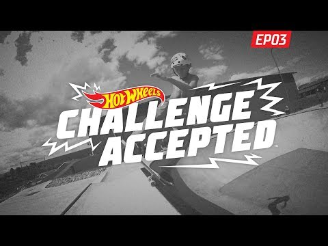 Front Nose Blunt in The Cage - Hot Wheels Challenge Accepted