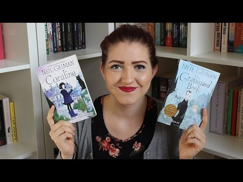 The Graveyard Book & Coraline | Book Reviews
